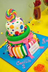 colorful birthday cakes kenko seikatsu info