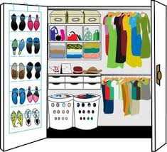 10 reasons to organize your closet