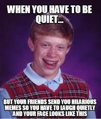 Be Quiet Meme - be quiet meme 28 images meme creator be kind or be quiet