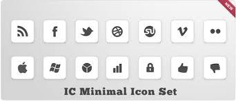 new sets of free social media u0026 bookmarking icons designmodo