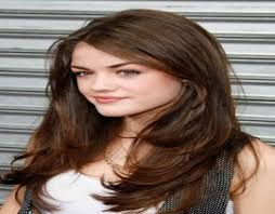 long hairstyles heart shaped face long layered haircuts for heart