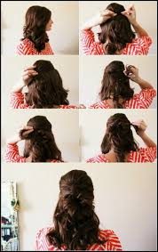 step bu step coil hairstyles ideas about how to do curly hairstyles step by step cute
