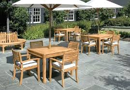 Teak And Stainless Steel Outdoor Furniture by Patio Furniture Teak Dining Outdoor Furniture Teak Melbourne