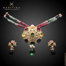gemstone necklace sets images Navratan necklace set kundan necklace sets kundan jewellery jpg;w