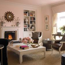 Best COLOR Pink Images On Pinterest Love Home Pink Paint - Pink living room design