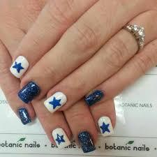 31 dallas cowboys nail art designs dallas cowboys nails hair and