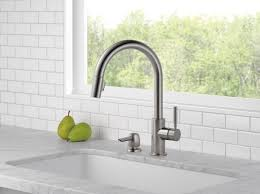 Delta Single Hole Kitchen Faucet by Trask Kitchen Collection