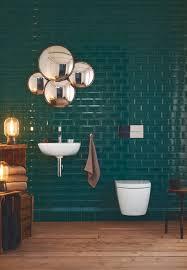 green jungle bathroom choose golden and dark woods that provide