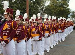 dade county band marches in mcdonald s thanksgiving day parade