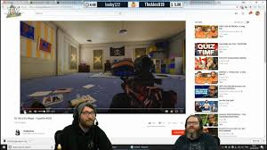tom and simon watch my yogshite 026 video youtube
