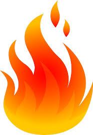 hd cartoon fireplace vector image free vector art images