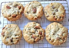 almond joy cookies big a little a