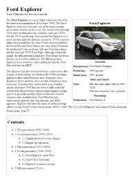 ford explorer wikipedia the free encyclopedia pdf sport