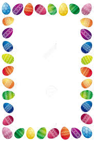 15 awesome easter egg border images images page borders i like