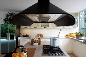 unique kitchen range hood for stylish cooking space stylish