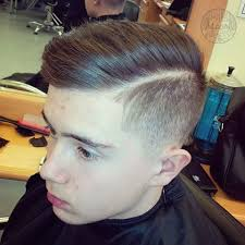 hard parting haircut moore moorethebarber instagram photos and videos