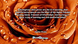 hacking ideas if anonymous and lulzsec are the id of hacking then physical