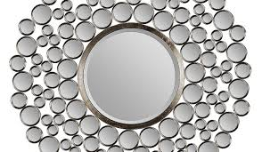 mirror large round wall mirrors 3 awesome exterior with