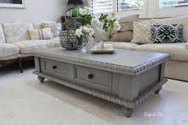 lilyfield life pine coffee table makeover