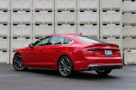New Audi A5 Release Date 2018 Audi S5 Sportback Release Date Price And Specs Roadshow