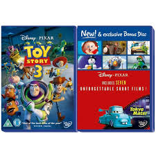 toy story 3 double pack asda exclusive dvd zavvi