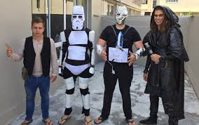 Cheap Star Wars Halloween Costumes Psbattle Guys Budget Conscious Star Wars Costumes