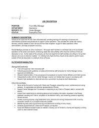 spa job description photo lab technician sample letter or resignation