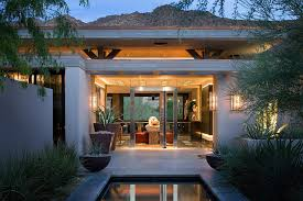 modern desert home design modern desert home contemporary patio orange county by