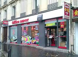 office depot fournitures de bureau office depot angers office depot b digital located in the mall