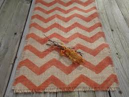 decorating diy no sew burlap table runner for table decoration ideas