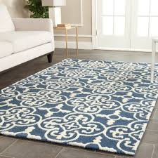 Safavieh Rugs Safavieh Handmade Cambridge Moroccan Traditional Cross Pattern