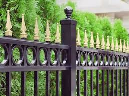 Decorative Fencing Decorative Fence Railings Installers Sabia Landscaping U0026 Tree