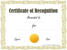 recognition certificate template grey modern award certificate