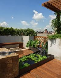 fresh small roof garden home design awesome amazing simple to