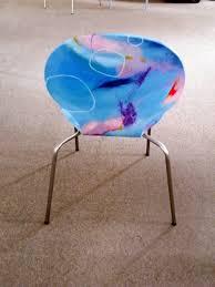 ashar abstract art chair