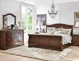 King Sleigh Bed Steinhafels Direct Designs Rochelle King Sleigh Bed