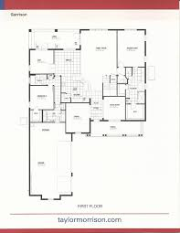 Independence Winter Garden Fl - garrison first floor plan in independence winter garden fl
