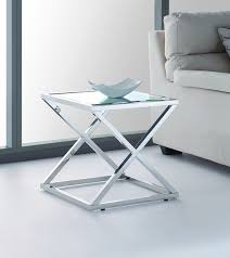 metal glass end table home design ideas and pictures