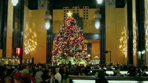 christmas at union station