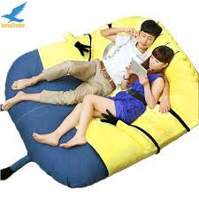 giant bean bag sofa huge giant filled bed carpet tatami mattress sofa bed great gift