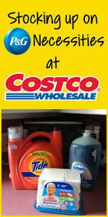 stocking up on p u0026g necessities at costco heidi u0027s head