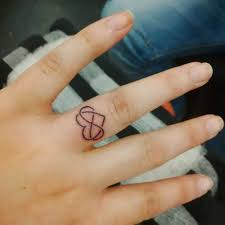 best 25 infinity finger tattoos ideas on pinterest infinity
