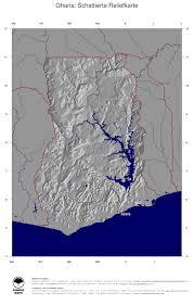 Accra Ghana Map Landkarte Ghana Ginkgomaps Landkarten Sammlung Kontinent Afrika