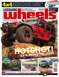suzuki monster truck may 2016 leisure wheels