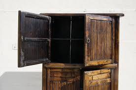 Wohnzimmerschrank Mit Schiebet Antik China Riesiger Schrank Bambus Kleiderschrank Bauernschrank