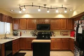 how to update track lighting kitchen track lighting 4 ideas kitchen design ideas blog