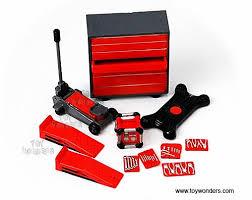 Backyard Gear Hobby Gear Backyard Mechanic Set 1 24 Scale 16057