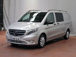 used mercedes benz vito vans for sale in basingstoke hampshire