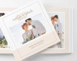 wedding album book 12x12 wedding album etsy