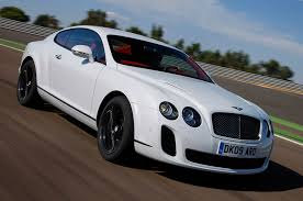 bentley coupe 2010 bentley continental supersports review autocar